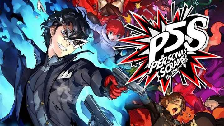 Persona 5 Strikers Para PC