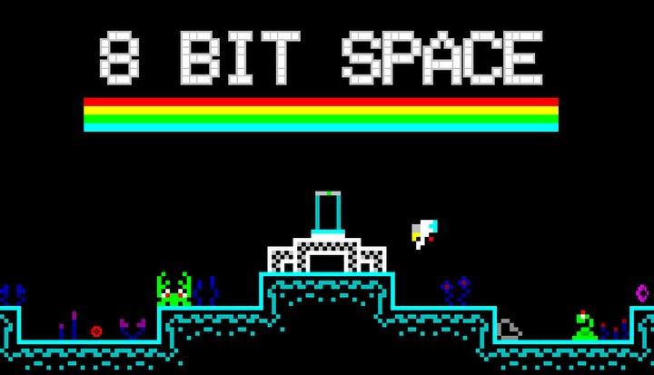 8 Bit Space Para PC