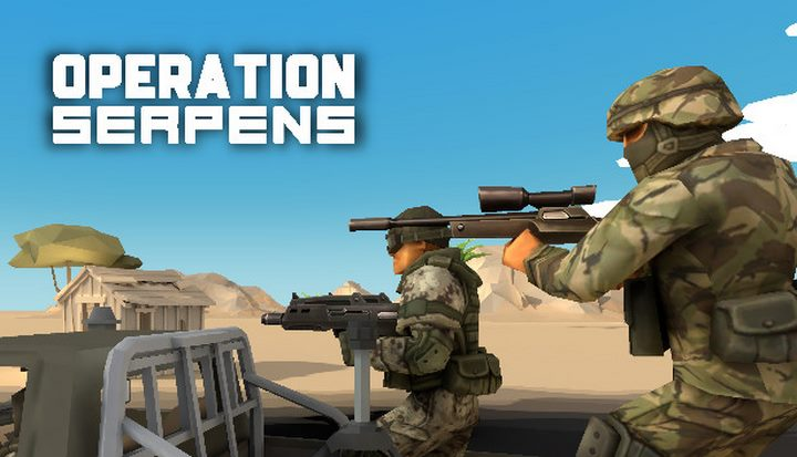 OPERATION SERPENS PARA PC