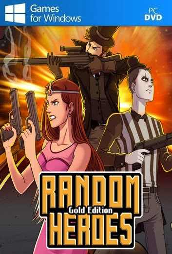 Random Heroes: Gold Edition Para PC