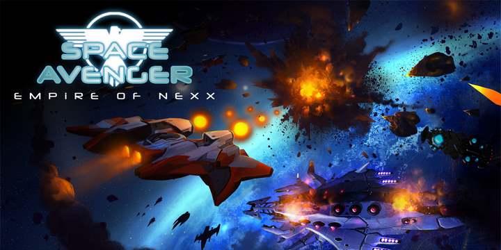 Space Avenger – Empire of Nexx