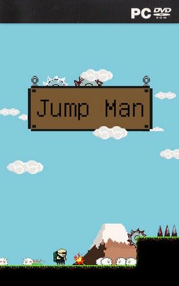 跳跃练习生/Jump Man (PC)