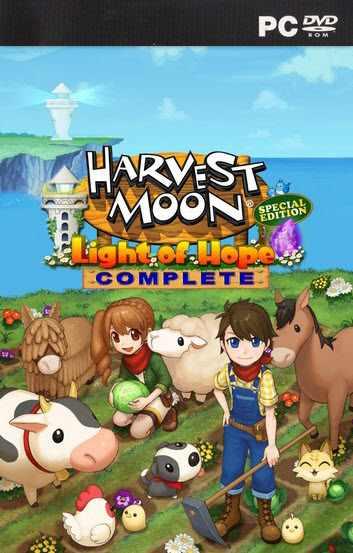 Harvest Moon: Mad Dash (PC)