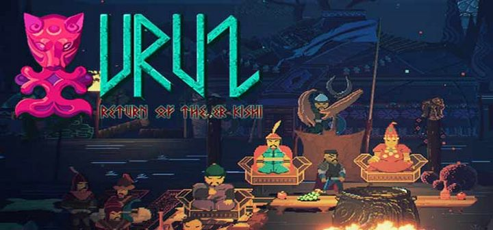 "URUZ ""Return of The Er Kishi (PC)"