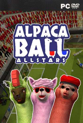 Alpaca Ball: Allstars (PC)