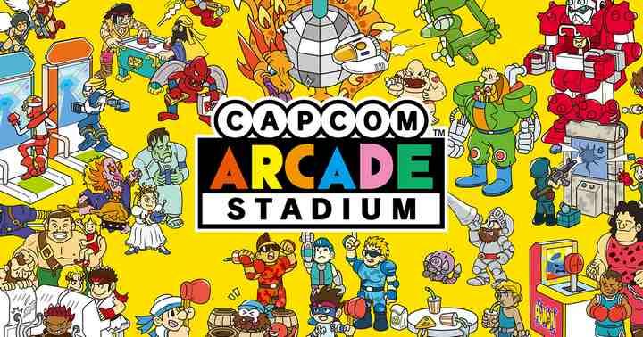 Capcom Arcade Stadium For Windows [PC]