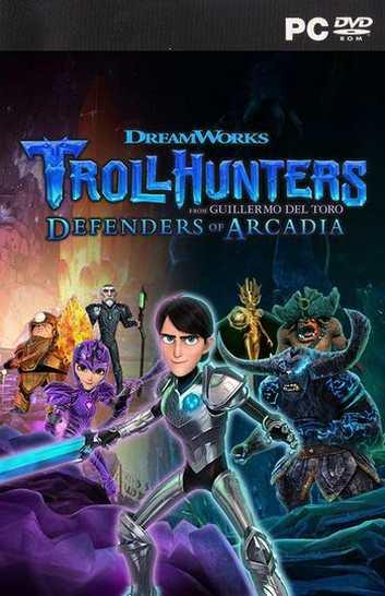 Trollhunters: Defenders of Arcadia (PC)