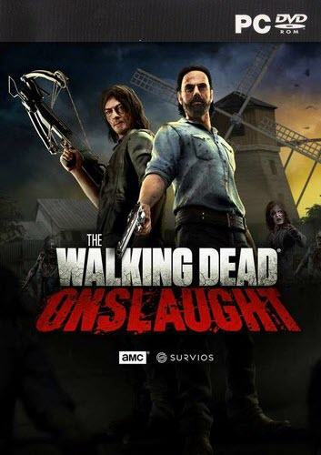 The Walking Dead Onslaught Para Windows [PC]