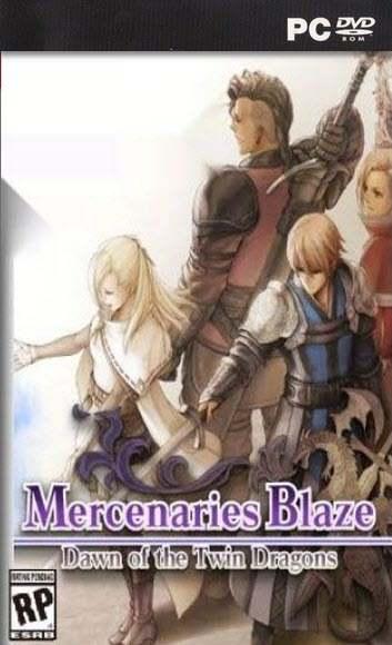 Mercenaries Blaze For Windows [PC]