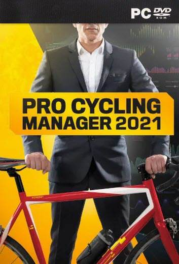 Pro Cycling Manager 2021 For Windows [PC]
