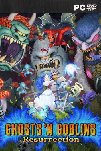 Ghosts 'n Goblins Resurrection For Windows [PC]