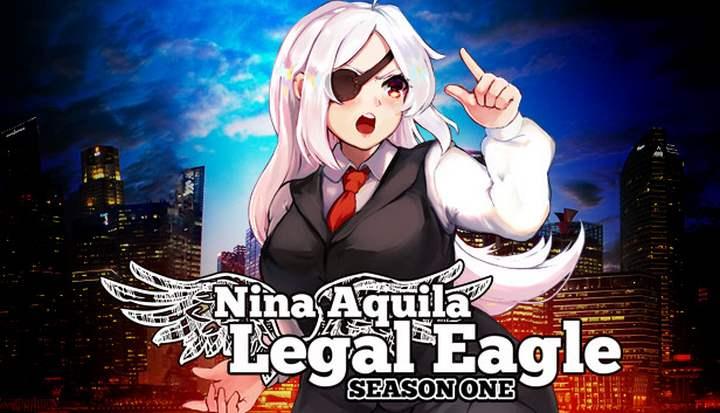Nina Aquila: Legal Eagle, Season One For Windows [PC]
