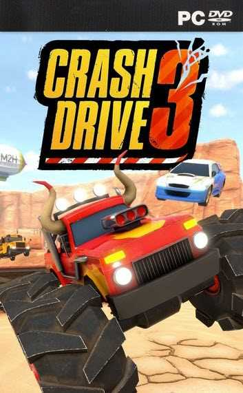 Crash Drive 3 For Windows [PC]