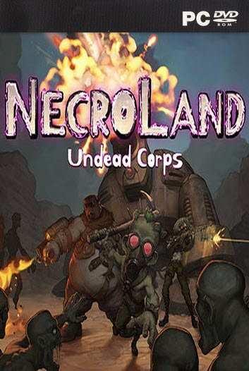 NecroLand : Undead Corps For Windows [PC]