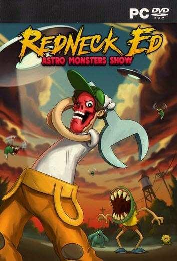 Redneck Ed: Astro Monsters Show For Windows [PC]