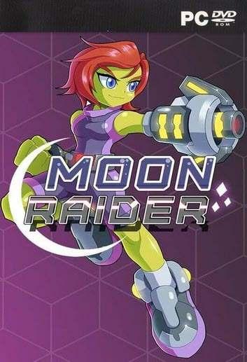 Moon Raider For Windows [PC]