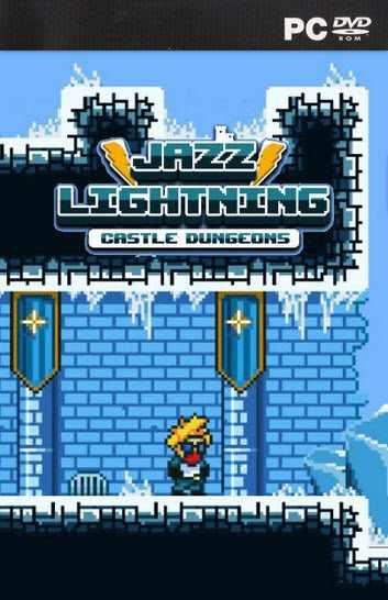 Jazz Lightning : Castle Dungeons For Windows [PC]