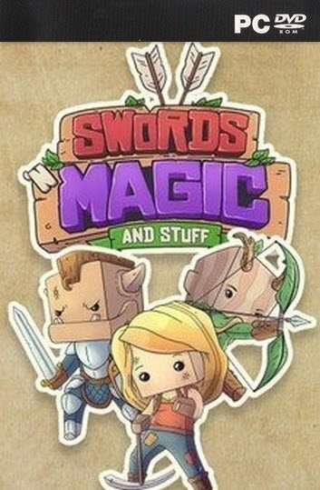 Swords 'n Magic and Stuff For Windows [PC]