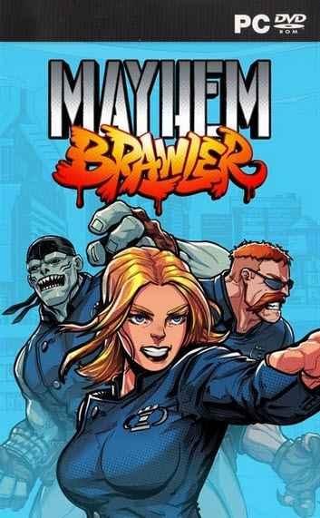 Mayhem Brawler For Windows [PC]