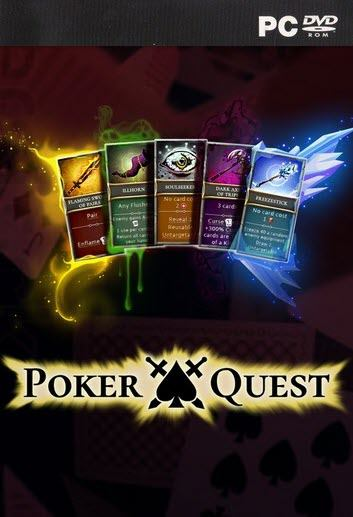 Poker Quest For Windows [PC]