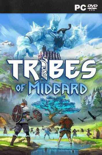 TRIBES OF MIDGARD FOR WINDOWS [PC]