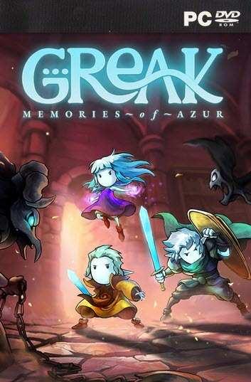 Greak: Memories of Azur For Windows [PC]