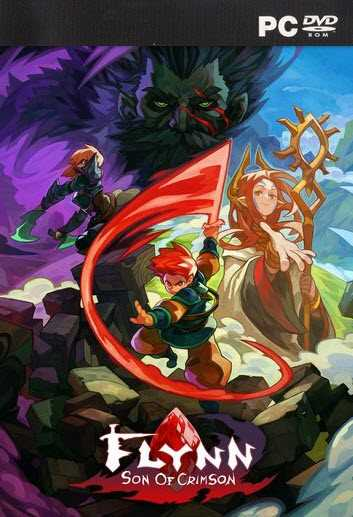 Flynn: Son of Crimson (Region Free) PC
