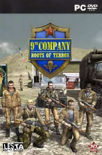 9th Company: Roots Of Terror For Windows [PC]