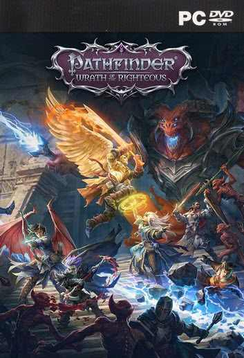 Pathfinder: Wrath of the Righteous For Windows [PC]