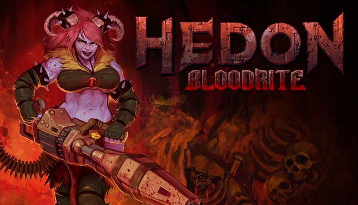 Hedon Bloodrite For Windows