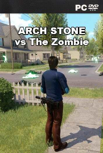 ARCH STONE vs The Zombie Specters (PC Game)
